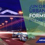 ¿Un circuito urbano de Fórmula-e en Zaragoza?
