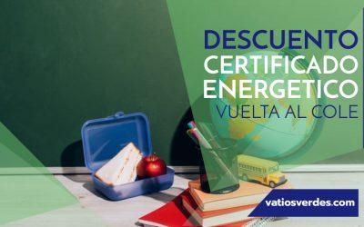 Descuento Certificado Energético