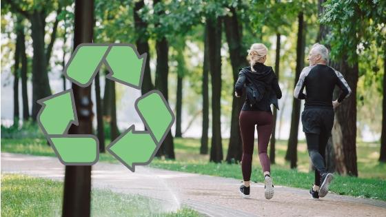 Plogging: el deporte que puede 'salvar' la Naturaleza