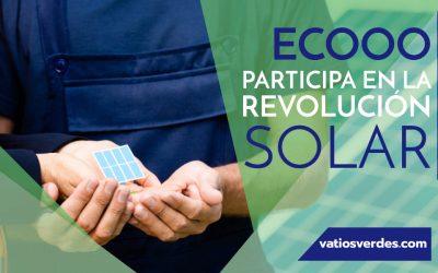 ECOOO: participa en la revolución solar