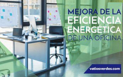 Mejora de la Eficiencia Energética de una Oficina
