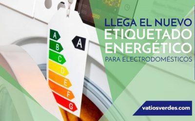 Llega el nuevo etiquetado energético para electrodomésticos
