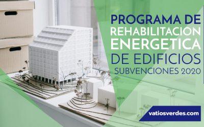 Programa PREE 2020 en Aragón