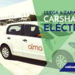 Alma, Carsharing cooperativo y eléctrico en Zaragoza
