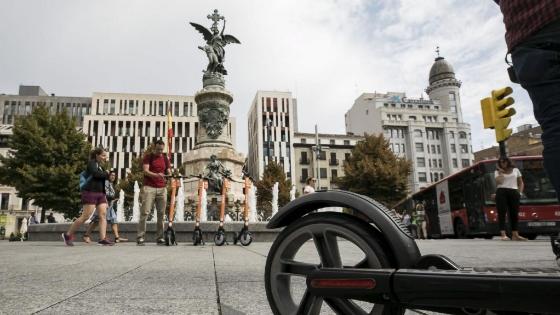Alquiler de patinetes eléctricos en Zaragoza