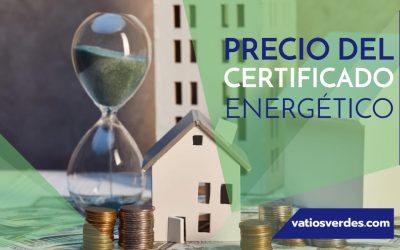 Precio del Certificado Energético