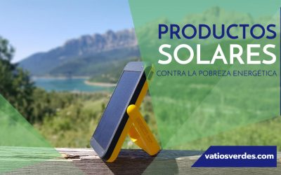 Productos solares Light Humanity