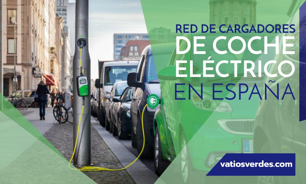 Red de cargadores de coche eléctrico