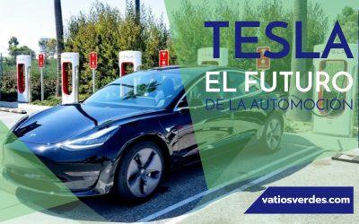 Tesla. El futuro de la automoción