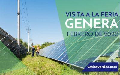Visita Feria Genera 2020