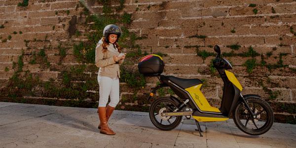 Alquiler de motos eléctricas en Zaragoza